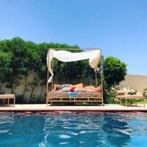 piscine chambre d'hôtes Essaouira