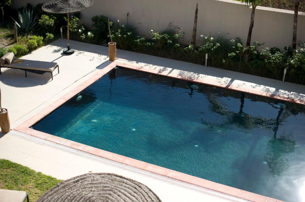 grande piscine la maison Rayhan Essaouira