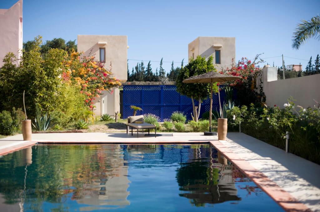 piscine la maison Rayhan Essaouira