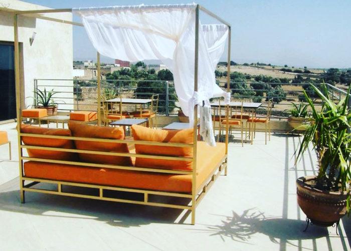 Rooftop de la Maison Rayhan